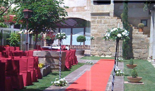 Espacio bodas civiles