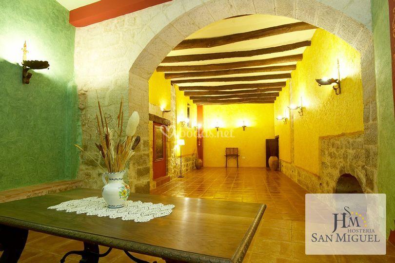 Hosteria de San Miguel