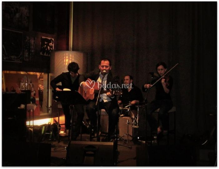 Música en Hotel Astoria