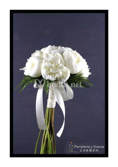 Ramo peonias de florister a y viveros carmen foto 10 for Organizacion de viveros