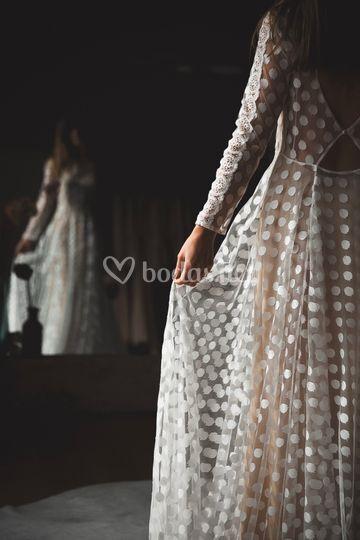 Vestidos con acabados perfectos