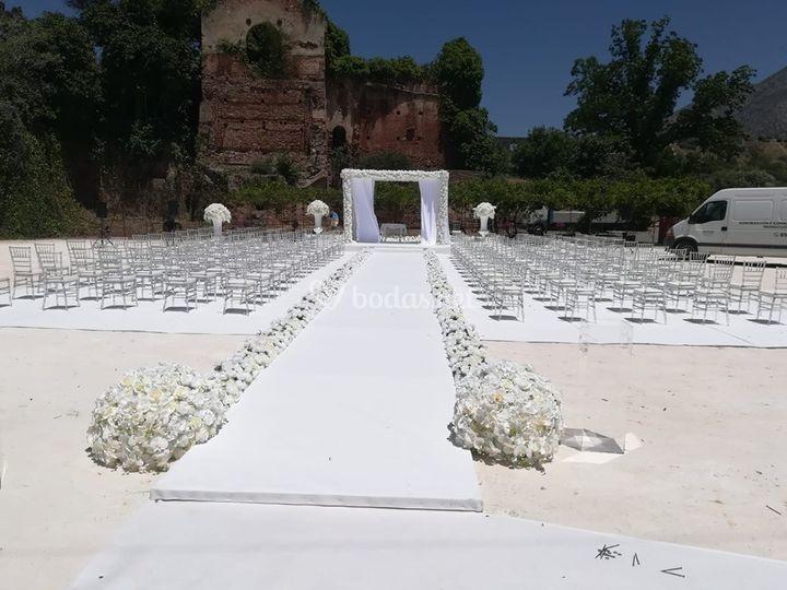 Altar de bodala