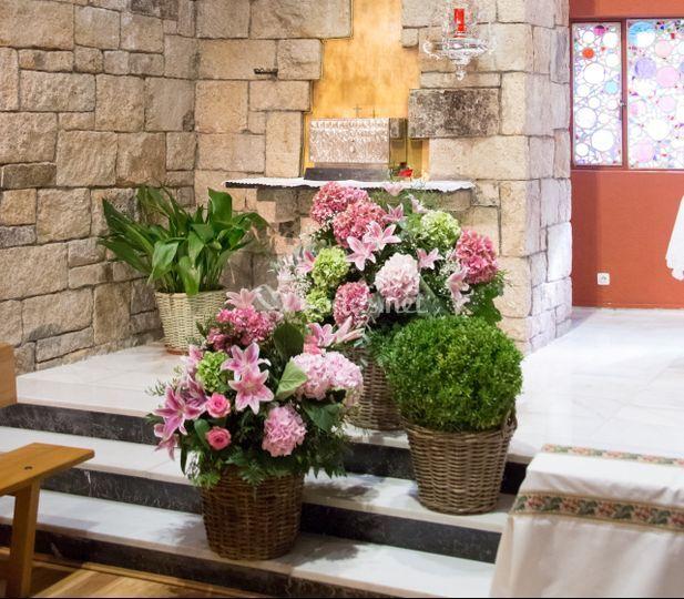 Centros para iglesia