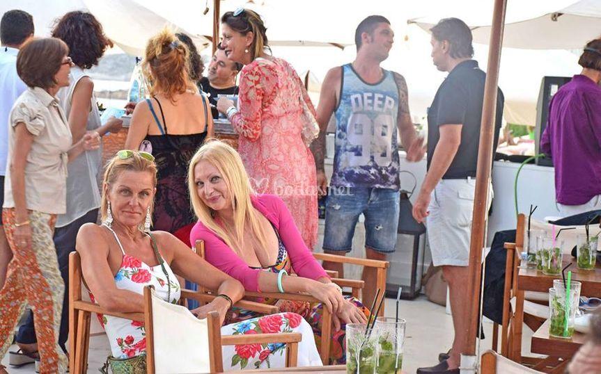 Vips in Ibiza