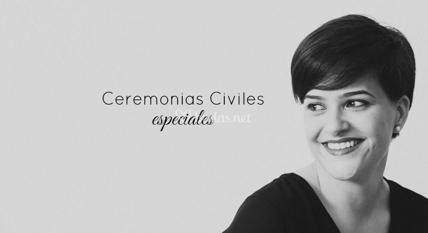 Bodas con Alma - Oficiante de ceremonias civiles