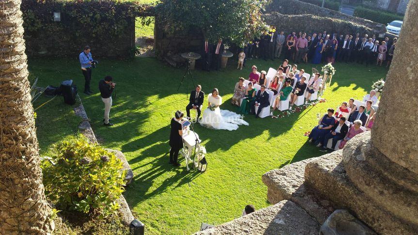 Ceremonia R&A