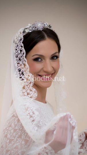 Tiara de novia, Rocío
