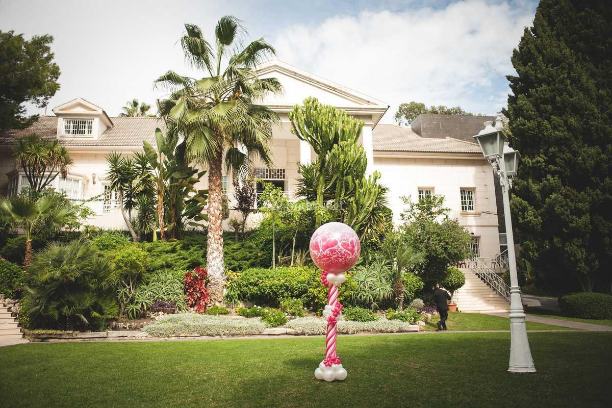 Decoración Con Globos Jardines De Olé Globos Y Eventos Foto 18