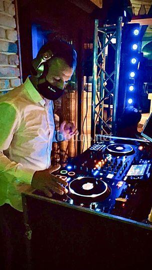 DJ Barba en Nochevieja 2020