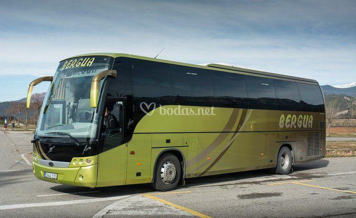 Autobús de 52 plazas