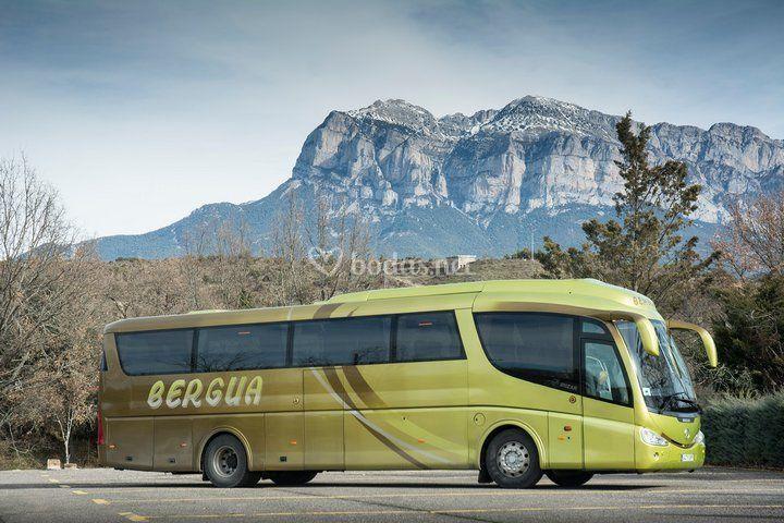 Autobús de 56 plazas