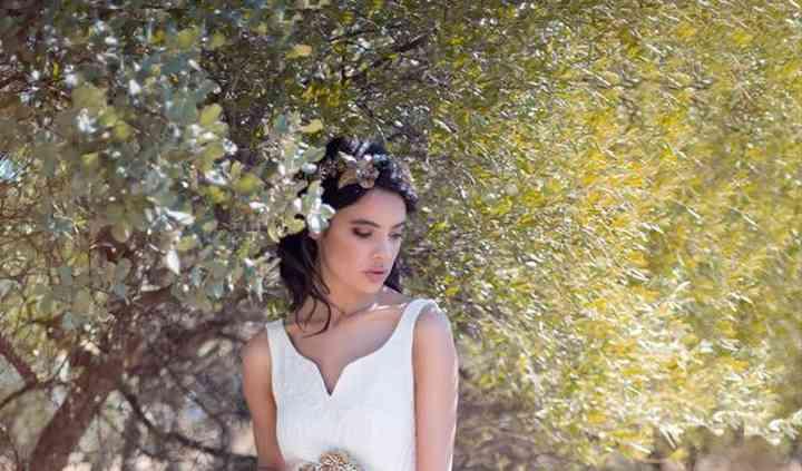 Matilde Cano colección novia