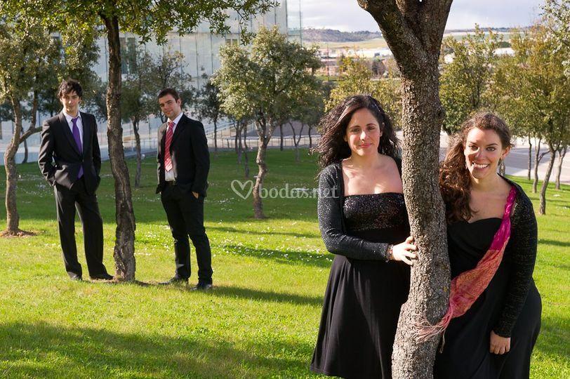 Cuarteto Vivace