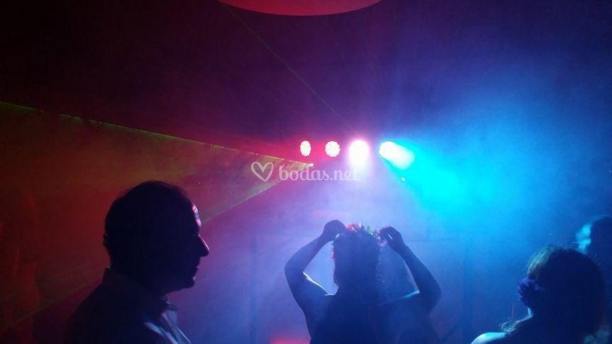Baile en Siloc