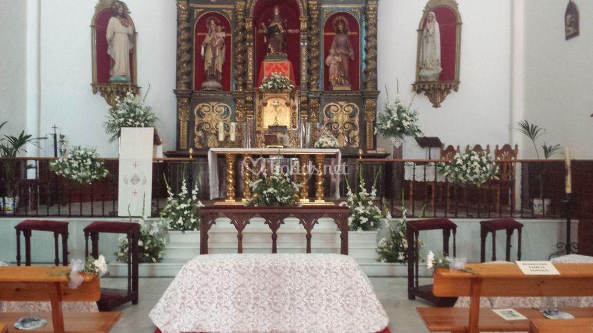 Iglesia Monesterio
