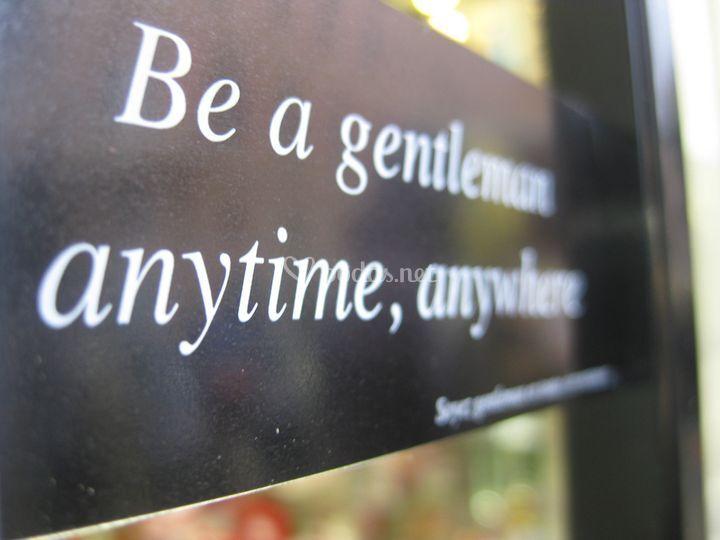 100% caballeros