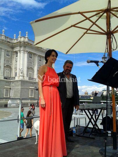 Cocierto: Carmen y Luis