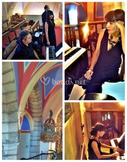 Ars Anima música en Iglesia