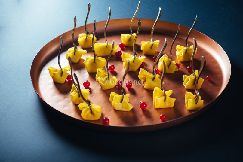 Pétalos de mango
