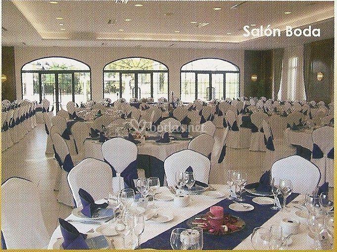 Salón La Serena