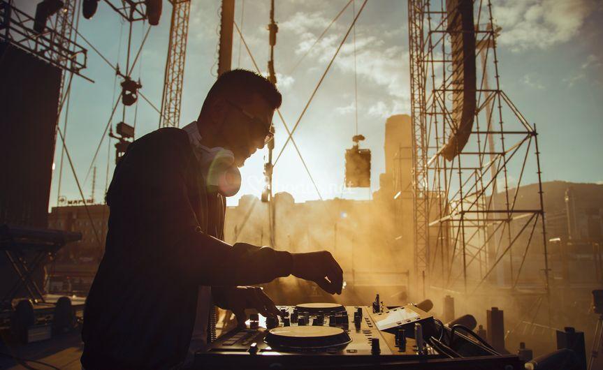DJ Fabrizio Salgado