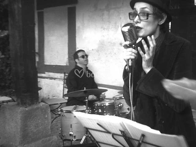 Dominique Quartet Jazz Band
