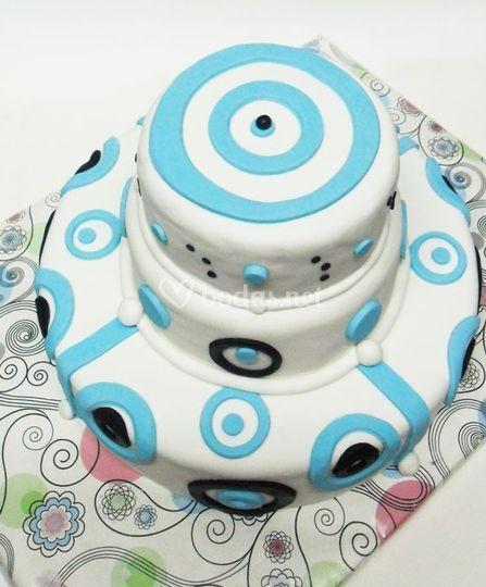 Originalidad en tartas