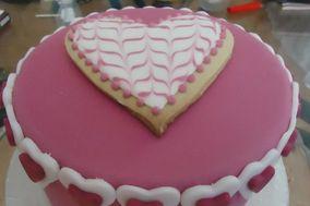 Retro Cupcake