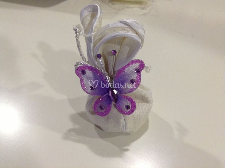 Mariposa bolsita
