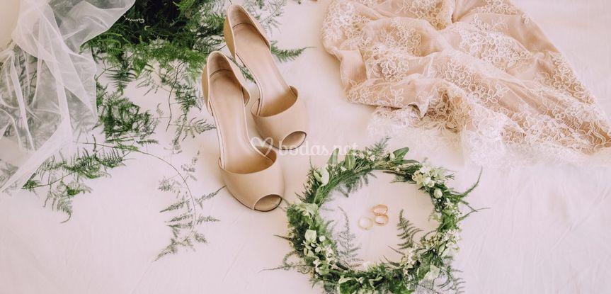Outfit novia