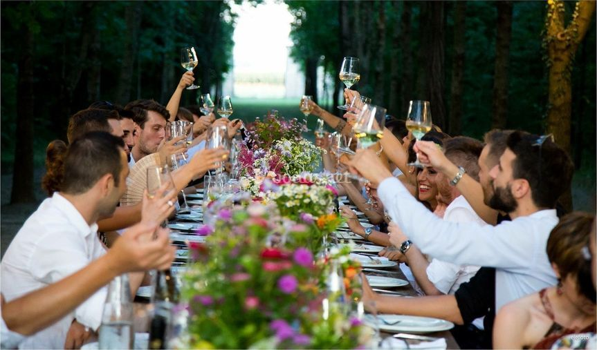 Banquete increíble