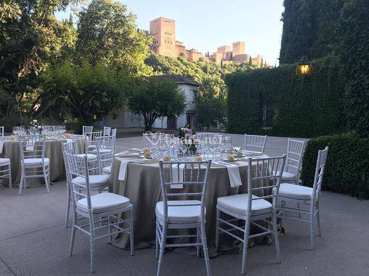 Catering Delicias Granada