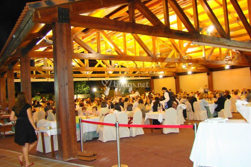 Banquete Cena Aire Libre
