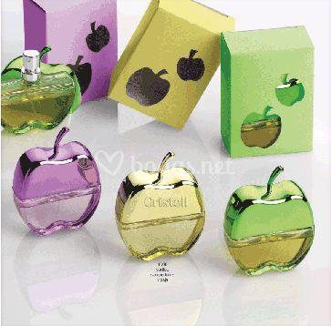 Perfumes miniatura manzana