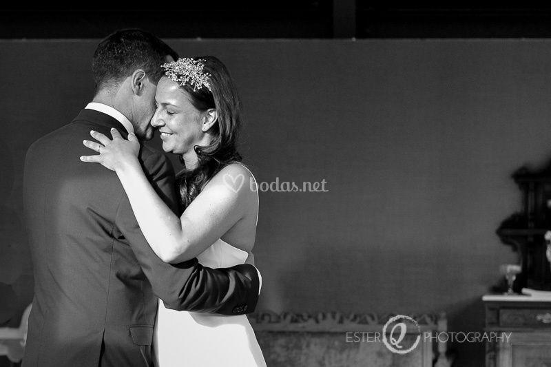 Primer baile en la boda