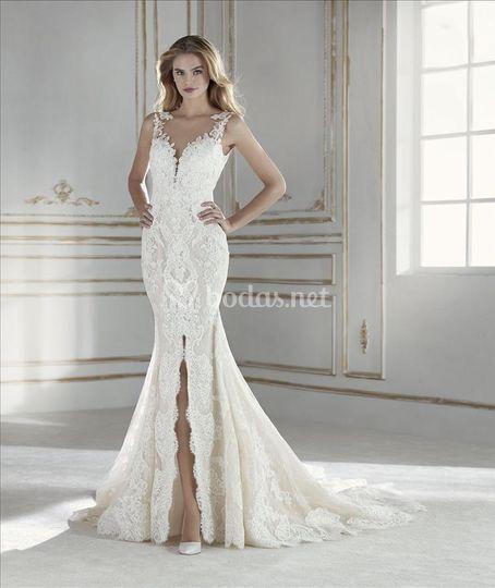 Vestido de novia en girona