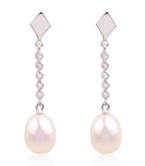 Oro 18k y perlas cultivadas