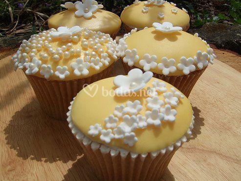 Cupcakes estivales