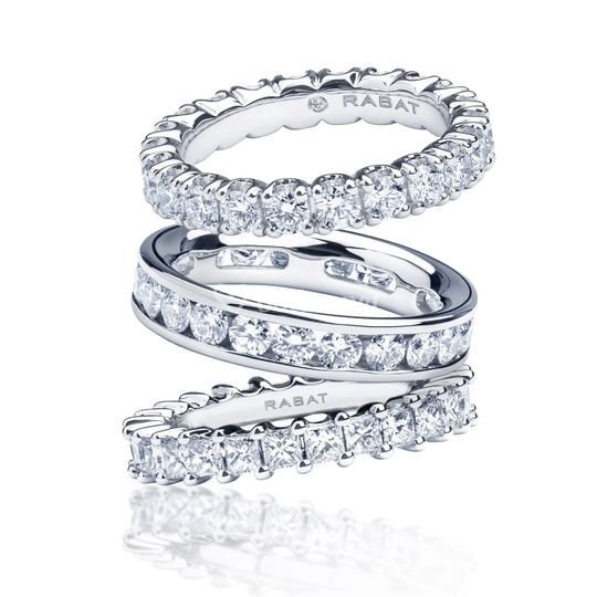 Alianzas de diamantes