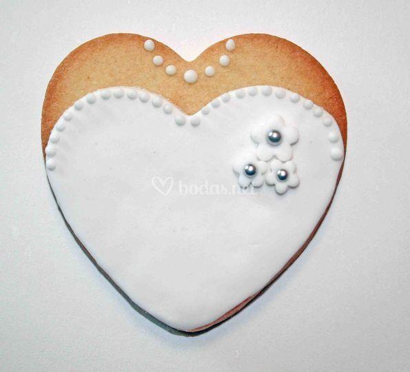 Corazón novia
