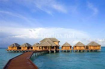 Hotel en Maldivas de Multidestinos