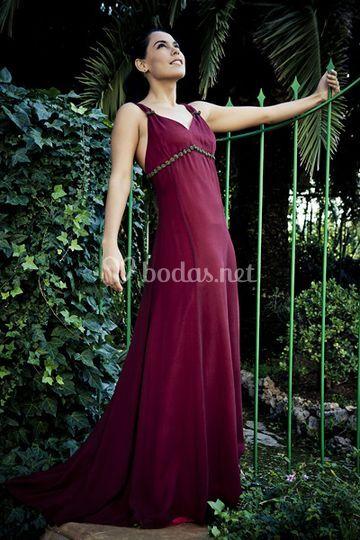 Vestido Rioja