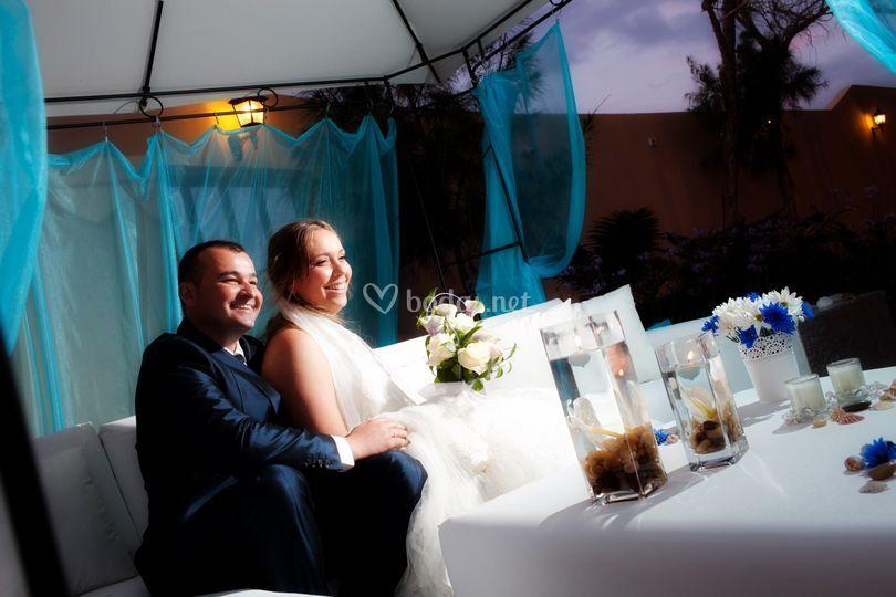Una de nuestras bodas