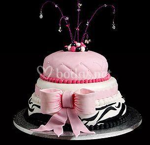 Decoración de tartas