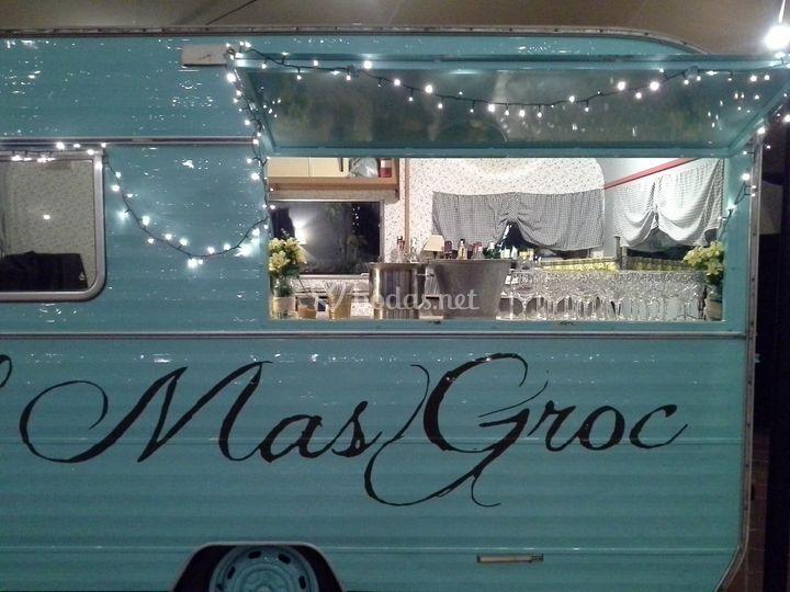 Nuestra caravana vintage