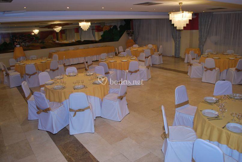 Banquetes Palencia