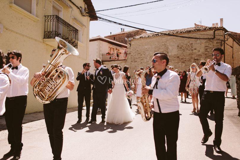 Boda Rústica_músicos