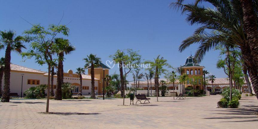 Interior Resort