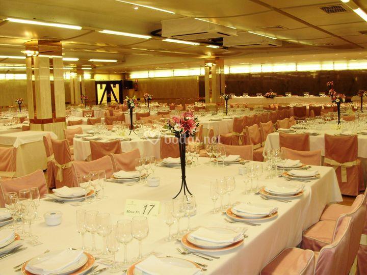 Salón Castilla