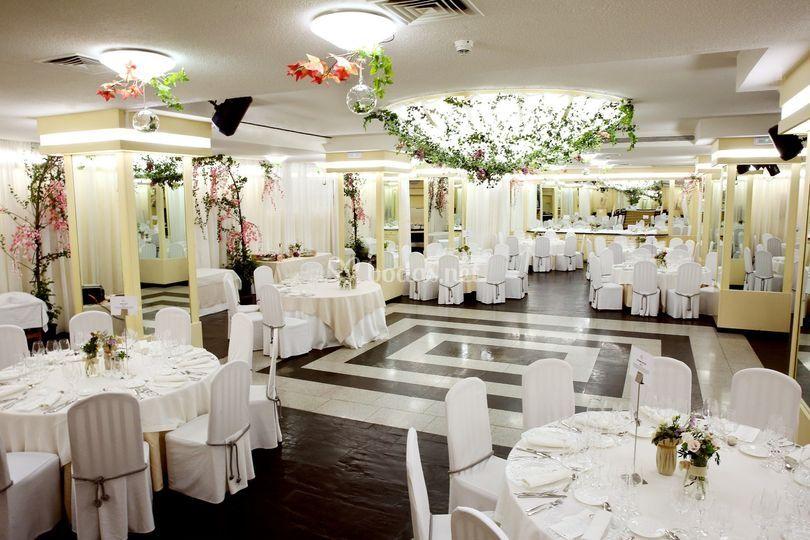 Banquete de bodas - Segovia Hotel